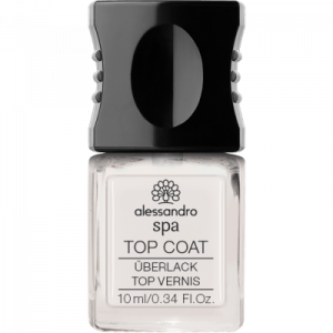 ALESSANDRO INTERNATIONAL smalto per unghie top coat sigillante manicure 10ml