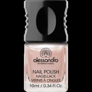 ALESSANDRO INTERNATIONAL smalto per unghie manicure colore 07 shimmer shell