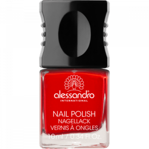 ALESSANDRO INTERNATIONAL smalto per unghie manicure colore 28 red carpet