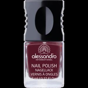 ALESSANDRO INTERNATIONAL smalto per unghie manicure colore 905 rouge noir
