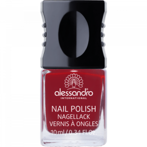 ALESSANDRO INTERNATIONAL smalto per unghie manicure colore 934 p.s. i love you