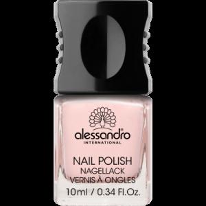 ALESSANDRO INTERNATIONAL smalto per unghie manicure colore 08 nude elegance