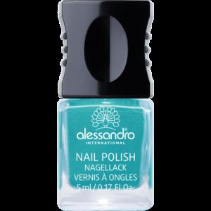 ALESSANDRO INTERNATIONAL smalto per unghie manicure colore 916 ocean blue