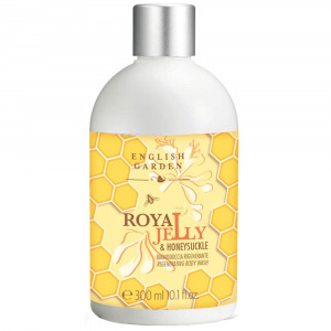 ATKINSONS english garden royal jelly&honeysuckle bagnodoccia rigenerante 300ml