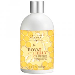 ATKINSONS english garden royal jelly&honeysuckle bagnodoccia rigenerante 300ml