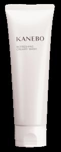 KANEBO refreshing creamy wash sapone detergente cremoso schiumoso 120ml