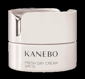 KANEBO fresh day cream spf15 crema viso da giorno per tutte le pelli 40ml