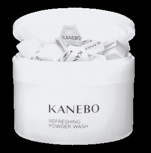 KANEBO refreshing powder wash 32 saponette in polvere per detersione 0.4gr