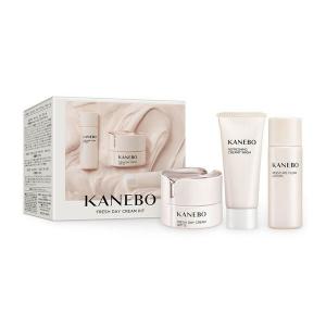 KANEBO fresh day cofanetto crema giorno+detergente+lozione 40ml+20ml+30ml