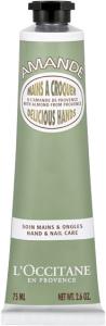 L'OCCITANE amande crema mani nutriente mani morbide con olio di mandorle 75ml