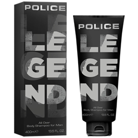 POLICE police ? legend for men all over body shampoo 400 ml