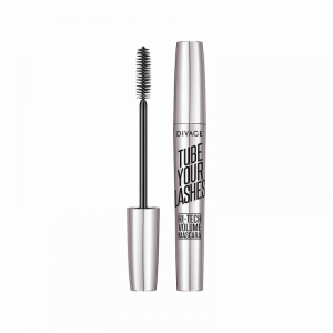 DIVAGE mascara tube your lashes hi-tech volume makeup trucco occhi