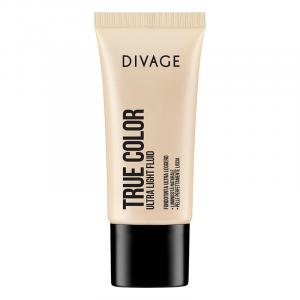 DIVAGE fondotinta true color liquido leggero luminoso makeup viso tonalità 5