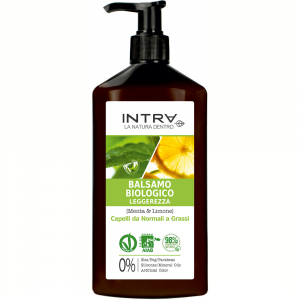 HARBOR intra balsamo per capelli biologico purificante menta&limone 250ml