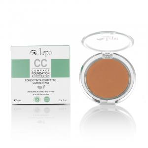 LEPO cc compact fondotinta viso compatto correttivo 10ml colore 03 nude