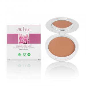 LEPO terra compatta makeup viso effetto abbronzatura naturale colore 8