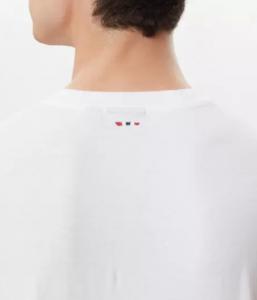 T-shirt uomo NAPAPIJRI manica lunga