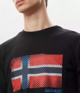 T-shirt uomo NAPAPIJRI SIBU manica lunga