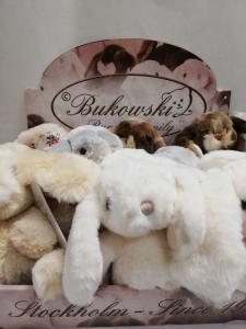 Coniglio color miele di Bukowski