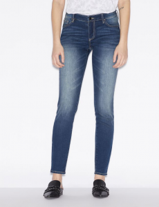 Jeans donna ARMANI EXCHANGE super skinny