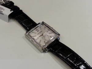 Orologio My Mara della Collezione Kuadra quadrante Silver