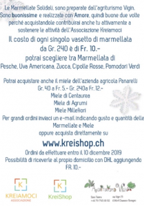 Marmellate & Miele Solidali