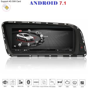 ANDROID 8.8 pollici navigatore per Audi Q5 2009-2016 MMI 3G GPS WI-FI Bluetooth MirrorLink 4GB RAM 32GB ROM 4G LTE