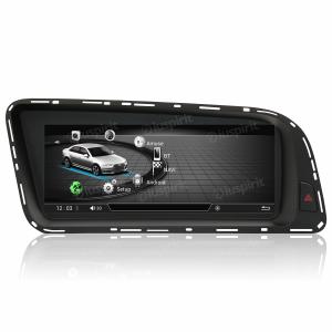 ANDROID navigatore per Audi Q5 2009-2016 MMI 3G 8.8 pollici GPS WI-FI Bluetooth MirrorLink Octa Core 4GB RAM 64GB ROM 4G LTE