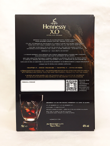 Cognac Hennessy X.O. Odyssey Sleeve Limited Edition - Moet Hennessy