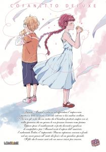 Nel Linguaggio dei Fiori - cofanetto 1 - deluxe edition