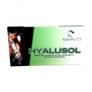 HYALUSOL  - aerosol ambientale per cavalli