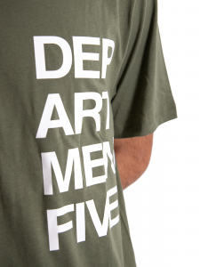 Department Five GARS T- shirt U00JS3 J001