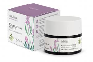 Crema Viso Notte 50 ml Antietà Azione Riparatrice Biokalluna