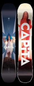 Tavola Snowboard Capita D.O.A. (156)