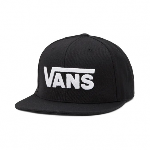 Cappello Vans Drop V II Snapback Black