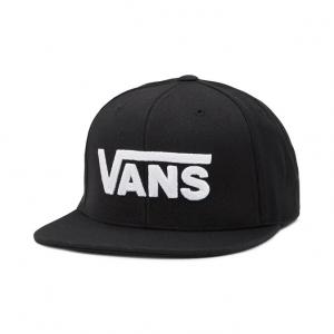 Cappello Vans Drop V II Snapback Black