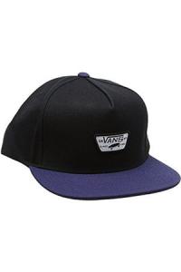 Cappello Vans Mini Full Patch Black Blue