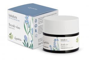 Scrub Viso Rigenerante 50 ml Anti-Pollution Biokalluna