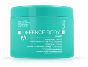BIONIKE DEFENCE BODY SCULPT - FANGO ALLE 3 ARGILLE AZIONE ANTI-CELLULITE