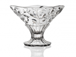 Confezione 6 coppette in vetro RCR Laurus cm.10h diam.13,5