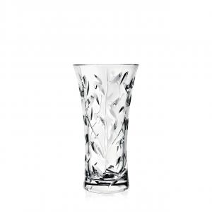 Vaso in vetro RCR Laurus cm.25h diam.13,5