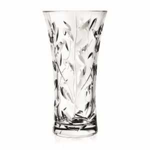 Vaso in vetro RCR Laurus cm.30h diam.15,5