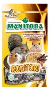 Miscuglio Roditori kg 1 Manitoba