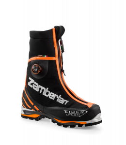 3030 EIGER LITE GTX RR BOA - mountaineering boots - Black - Orange
