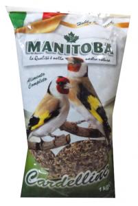 Miscuglio Cardellinio Manitoba kg.1 secchio da kg.5