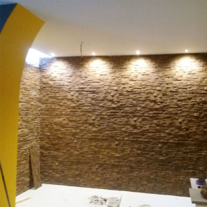 Modern Covered Stone Panel Toscana