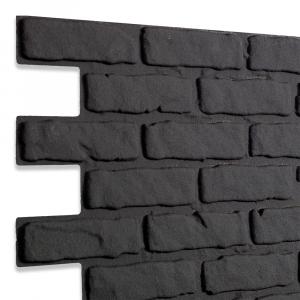 Panneau imitation brique couvert Ardesia