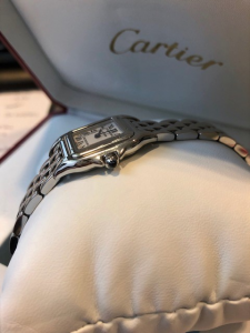 Orologio secondo polso Cartier Panthere