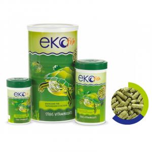 Alimento per tartarughe acquatiche in bastoncini gallegianti ekofish gr.28/280