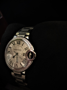 Orologio mai indossato Cartier Ballon Bleu